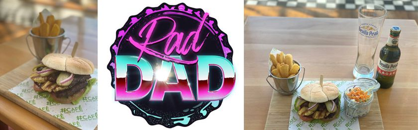 Rad Dad's night out