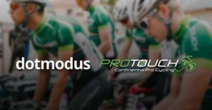 DotModus announces sponsorship of ProTouch Pro Cycling team