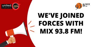 Mix 93.8FM and United Stations join forces
