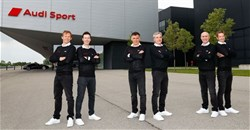 Audi Dakar Rally driver line-up announced