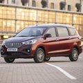 Suzuki Ertiga to become new Toyota Avanza?