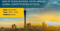 Ease of Doing Business: South Africa's Global Competitiveness in Focus webinar
