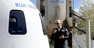 Amazon founder Jeff Bezos is flying to space next month