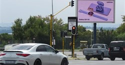 Primedia Outdoor supports the launch of Samsung's epic Galaxy S21 5G Series with an innovative multi-format campaign