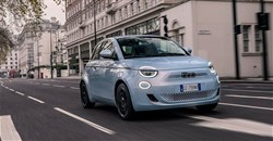 Fiat to be fully electric by 2030