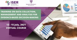 Skilled researchers offering critical training on better use of data in decision-making