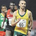 Congratulations, Olympian Elroy!
