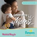 Pampers South Africa - celebrating motherhood with MamaMagic