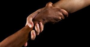 The Colour of Empathy: White on Black