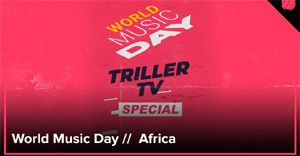 Triller announces special concert for World Music Day
