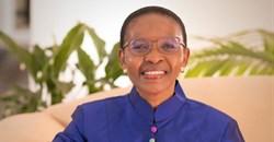 Pumla Gobodo-Madikizela, professor at Faculty of Arts and Social Sciences at Stellenbosch University