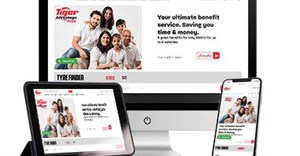 Tiger Wheel & Tyre launches new website