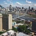 Braamfontein and Johannesburg CBD. Source: ©Evan Bench Wikimedia Commons