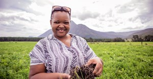 #YouthMatters: Portia Phohlo of Woodlands Dairy on her love of soil science, and improving farm sustainability