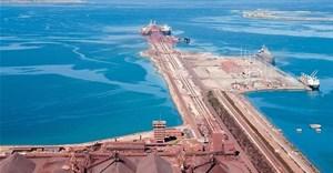 Port of Saldanha. Source: Transnet Port Terminals