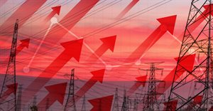 Highest electricity price increase of last decade
