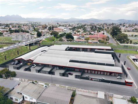 Inospace's latest acquisition set to become a micro-logistics and distribution park