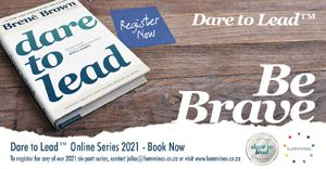 Answer the call to courage with Brené Brown's Dare to Lead online series