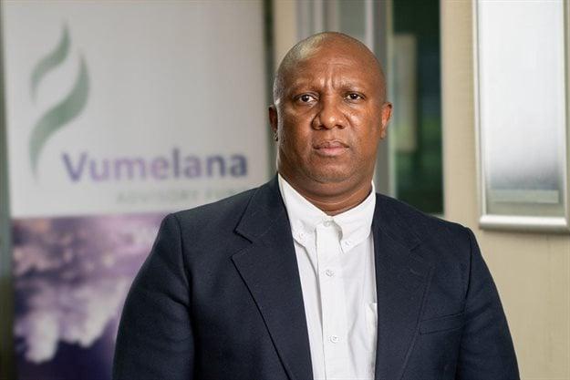 Peter Setou, chief executive of the Vumelana Advisory Fund