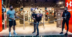 New Under Armour brand house opens in Canal Walk