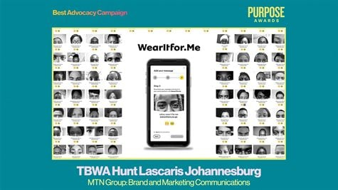 TBWA\South Africa proves having a purpose brings its own rewards