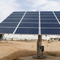 A solar plant is seen in Uyayna, north of Riyadh, Saudi Arabia April 10, 2018. Reuters/Faisal Al Nasser