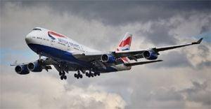 British Airways flies British and Irish Lions to South Africa