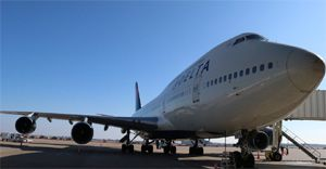 South Africa rejects Delta flights to Cape Town