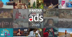Kantar announces South Africa's Top 20 Best Liked Ads for 2020