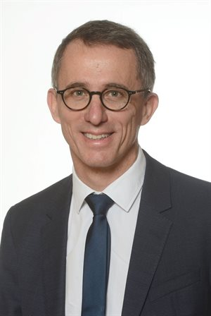 Marc Roussel, government services and international trade president, and SVP Africa, Bureau Veritas