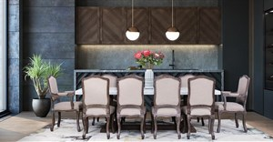 Rugsin thedining room: Our guide to the do's anddon'ts