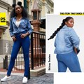 Let your blue jeans do the talking at Ackermans