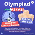 ClimateScience Olympiad calls for youth to help change the world