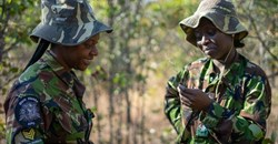Black Mambas inspire communities armed with their EcoTraining course in hand