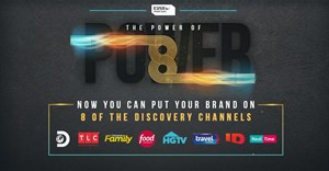 The power of 8: DStv Media Sales represents all of the Discovery Network portfolio from 1 September 2021