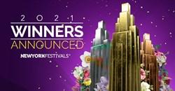New York Festivals Advertising Awards winners announced