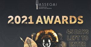Countdown to this year's Assegai Awards - 45 days left to enter
