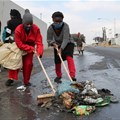 Residents count cost as South Africa looting starts to die down