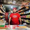 Brakpan community members protect immigrant-owned spaza shops
