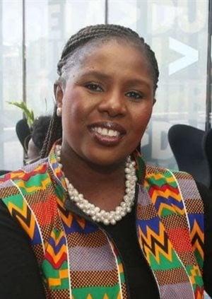 Ntombi Mhangwani, associate director at Accenture Interactive and Women's Forum Lead for Accenture in Africa