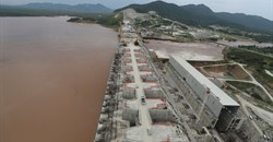 Ethiopia says second filling of giant dam on Blue Nile complete