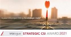 Call for entries: The Trialogue Strategic CSI Award 2021