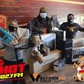 Hot 102.7FM helps Westside FM get back on air