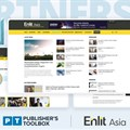 Publisher's Toolbox extends WebSuite footprint with Enlit Asia partnership