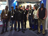 Scan Display Rwanda delivers seamless solution at AIDS conference