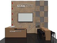 Scan Display looks forward to an innovative Markex 2016