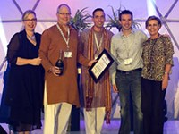 Scan Display is honoured by the conference industry