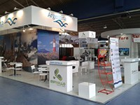Scan Display celebrates successful stand-build in Angola