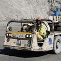 A worker drives a vehicle at Zimplats' Ngwarati Mine in Mhondoro-Ngezi, file. Reuters/Philimon Bulawayo