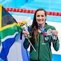 Swimmer Tatjana Schoenmaker and surfer Bianca Buitendag both win silver at Tokyo Olympics